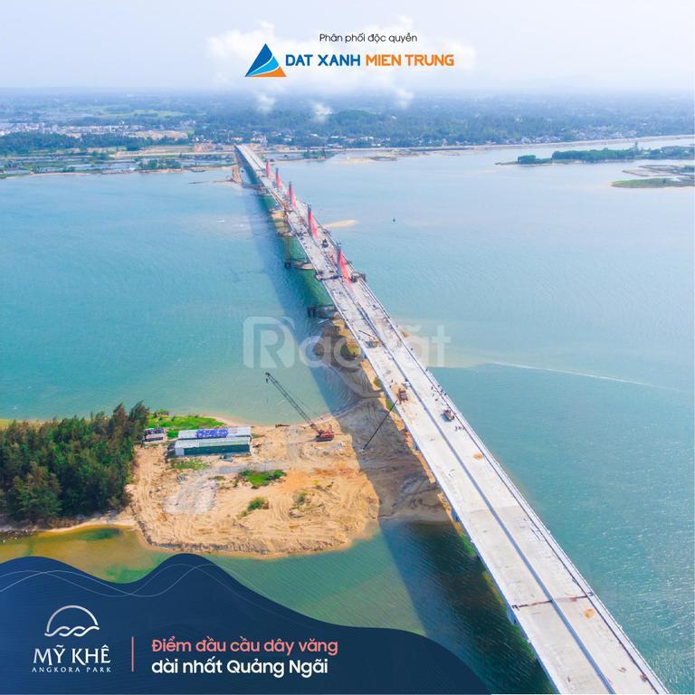 Tâm điểm BĐS ven biển GĐ1 tại Tp Quảng Ngãi