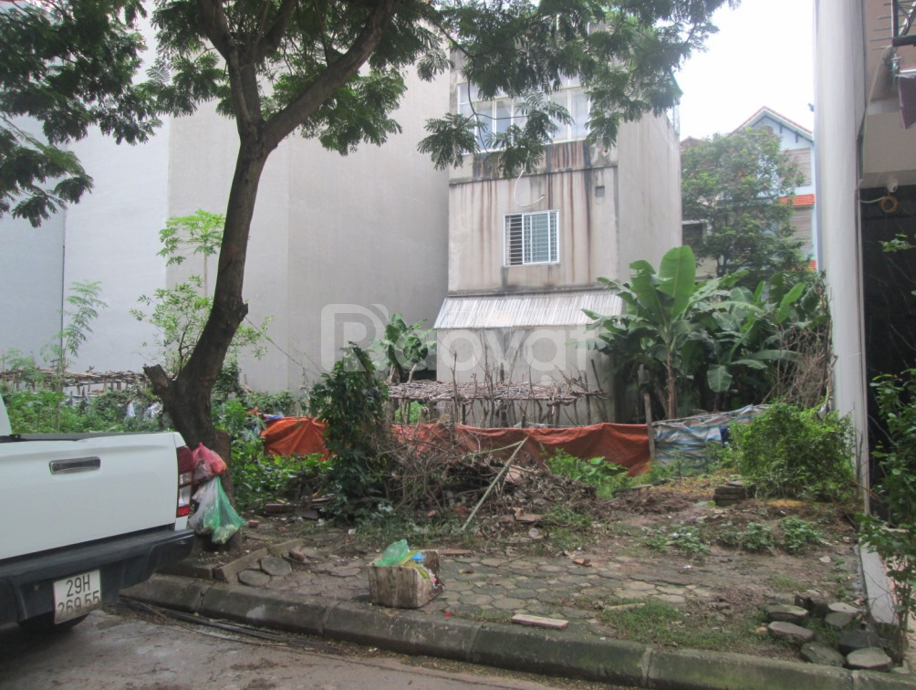 CC bán lô đất LK5 LK6 khu đấu giá Mậu Lương, gần chợ Mậu Lương 66m2