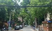Bán đất mặt phố Nguyễn Bỉnh Khiêm 300m, đất mặt tiền 9.2m