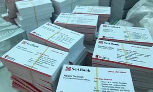 In cardvisi, name card giá rẻ tại Hà Nội, in nhanh uy tín