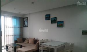 Cho thuê căn hộ tại Tân Phú, 2PN-2WC, 685 Âu cơ, có nội thất