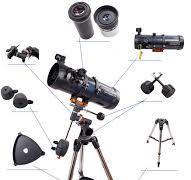 Kính thiên văn phản xạ Celestron AstroMaster D130f650 EQ