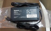 Adapter sạc Lenovo 170w 20v-8,5A đầu vuông, sạc laptop zin lenovo W540