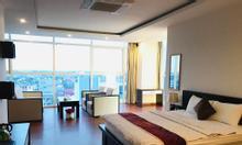 Khách sạn Nguyễn Chí Thanh, ô tô tránh, 2 vỉa hè, 8 tầng