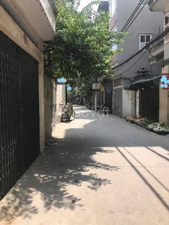 Bán nhà Định Công Thượng, Hoàng Mai, 50m2*4T, MT4.5