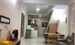 Nhà mới 3 tầng, 4m x 12m, Bùi Hữu Nghĩa, phường 2, Bình Thạnh