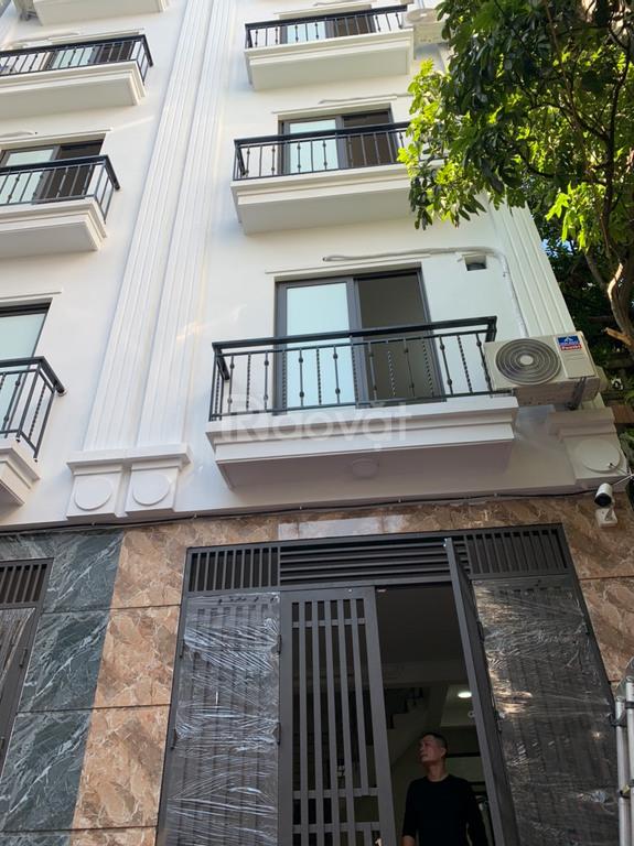 Bán chung cư mini mới xây cho thuê trọ 42m*7 tầng, Triều Khúc