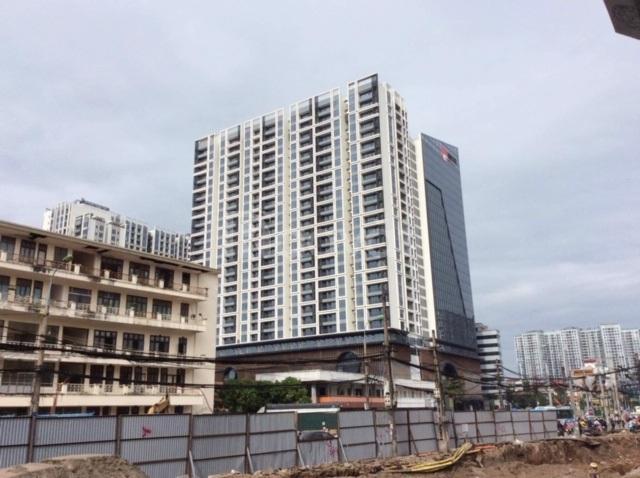 Cho thuê nhà mặt phố số 270 Minh Khai, Hai Bà Trưng, Hà Nội