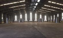 Bán kho xưởng DT 6450m2 KCN Thạch Thất Quốc Oai
