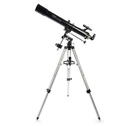 Kính thiên văn khúc xạ Celestron PowerSeeker D80F900 EQ