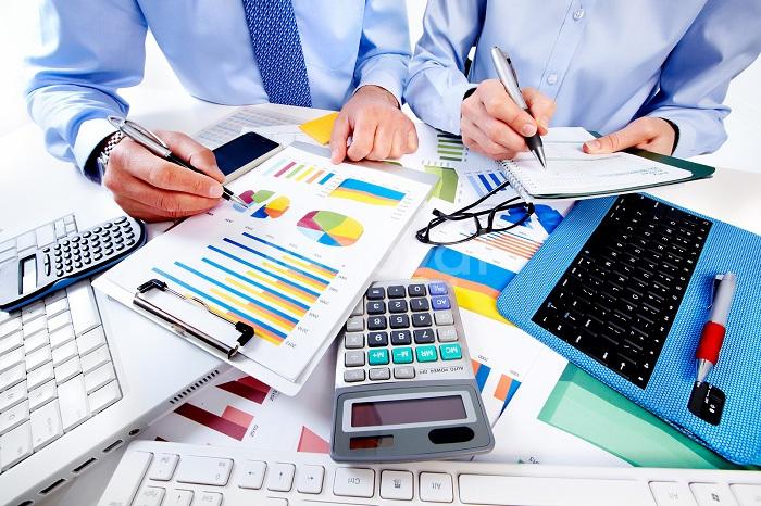 Nhận làm báo cáo thuế, sổ sách kế toán, full trọn gói kế toán