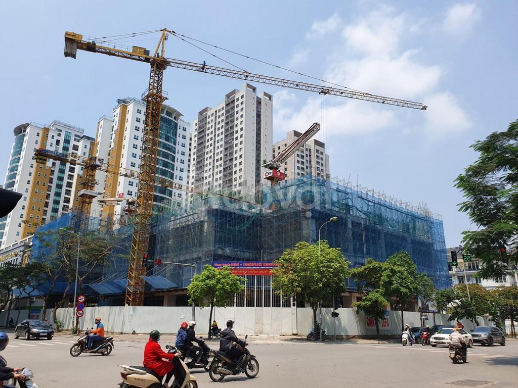 CC trung tâm quận Thanh Xuân 2 phòng ngủ, 75.6m2, full nội thất