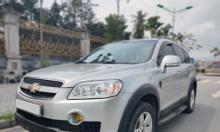 Bán Chevrolet Captiva 2008 LTZ số tự động, màu bạc