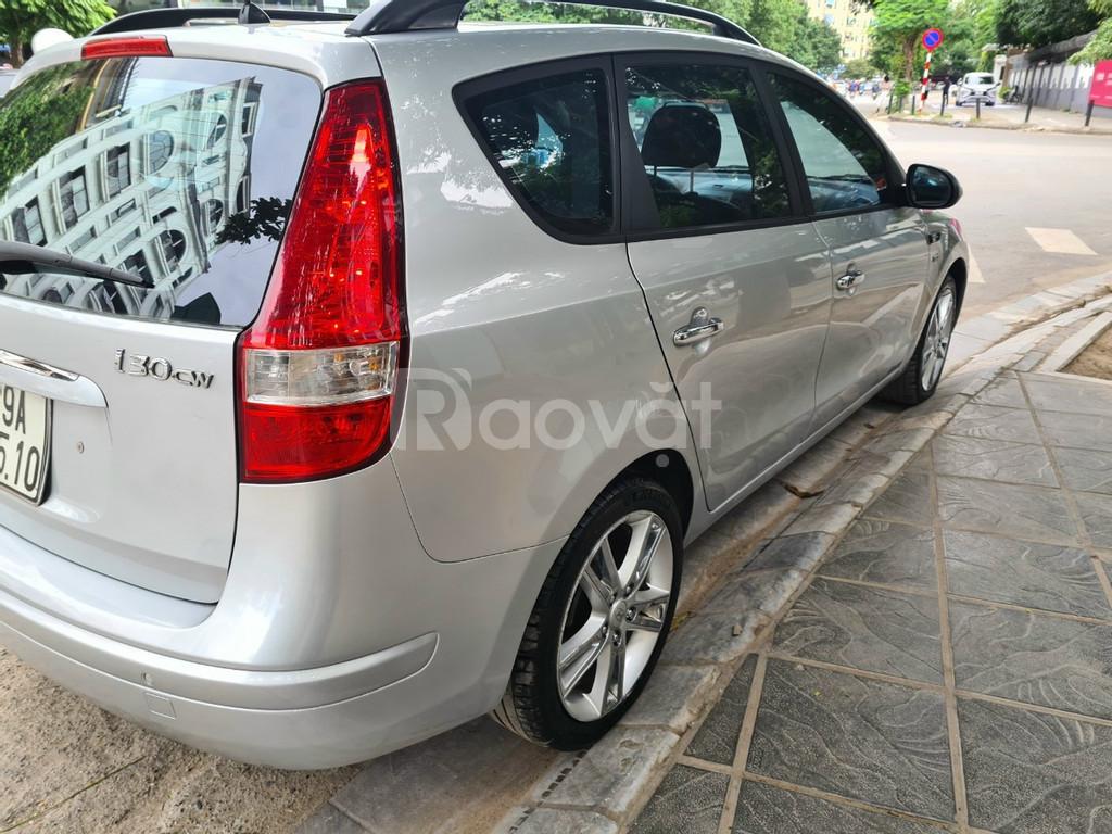 Xe Huyndai I30 CW, sx 2010, xe đẹp