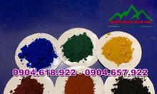 Bột màu sản xuất sơn