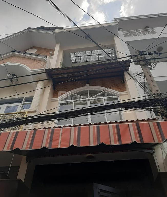 Nhà HXH Trường Sa, Tân Bình, 3 tầng, 48m2, 3 PN