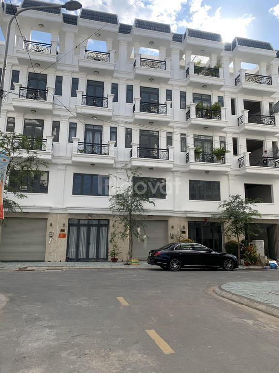 Cho thuê nhà nguyên căn trong KDC Song Minh, đường Thới An 21