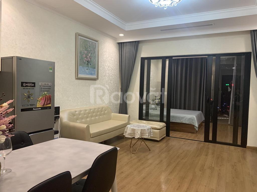 Cho thuê căn hộ 1 phòng ngủ  55m2 Royal city, Thanh Xuân, HN