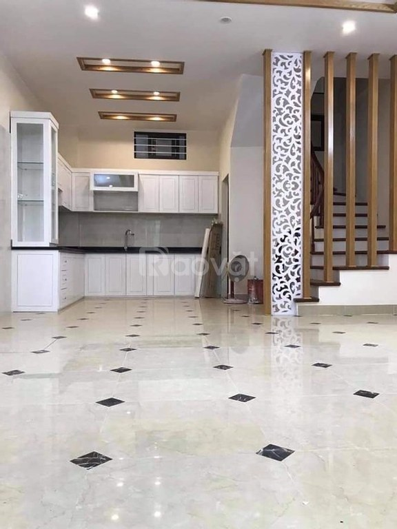 Bán nhà riêng An Dương Vương 35m2 xây mới 5 tầng, ngõ thông