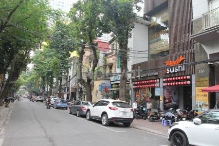 Bán nhà Triệu Việt Vương 230m2*5T, MT11m, nở hậu, lô góc vỉa hè rộng