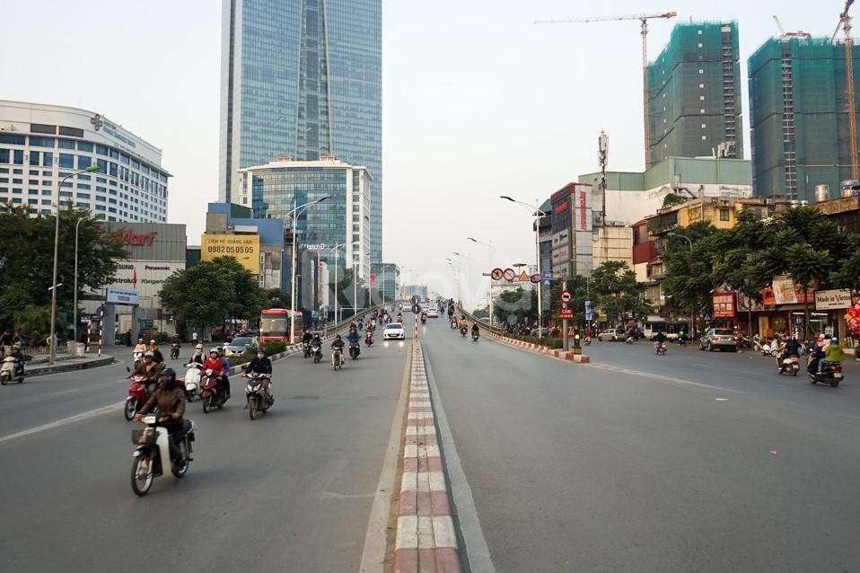 Bán nhà Thái Hà 50m2, 5 tầng ôtô vỉa hè kinh doanh sầm uất