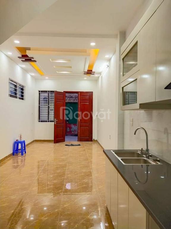 Bán nhà mới 5 tầng, ô tô tránh 20m, ngõ 62 Trần Bình