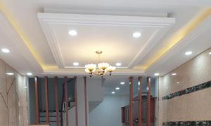 Nhà mới 5 tầng HXH, DT 5m x 11.5m đường Nguyên Hồng, P1 Bình Thạnh