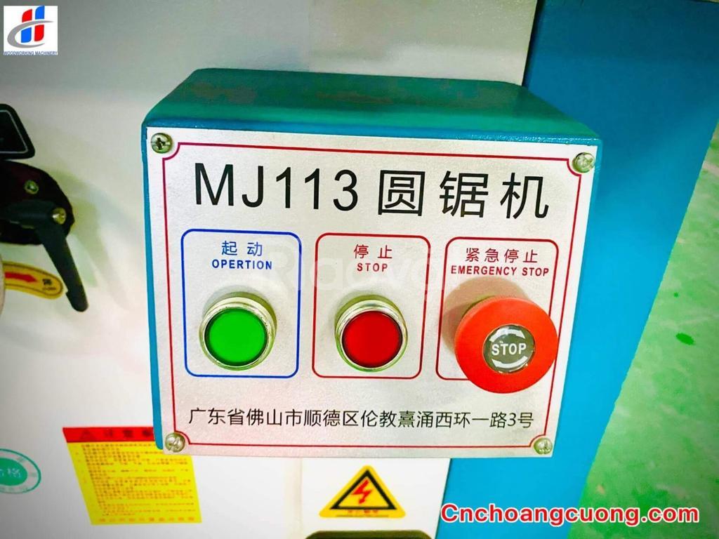 Máy cưa bàn mini MJ113