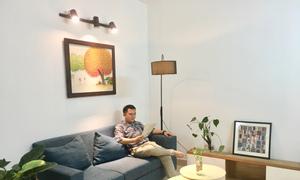 Cho thuê căn hộ 2PN, full nội thất