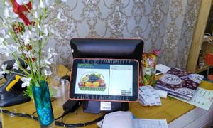 Chuyên lắp máy tính tiền giá rẻ cho cửa hàng trái cây tại Vũng Tàu