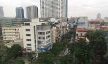 Văn phòng cho thuê ở mặt phố Chùa Láng, diện tích nhỏ và vừa