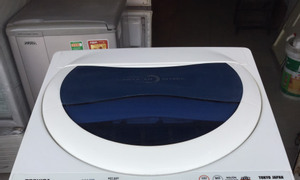 Máy giặt Toshiba 7 kg, máy móc nguyên zin