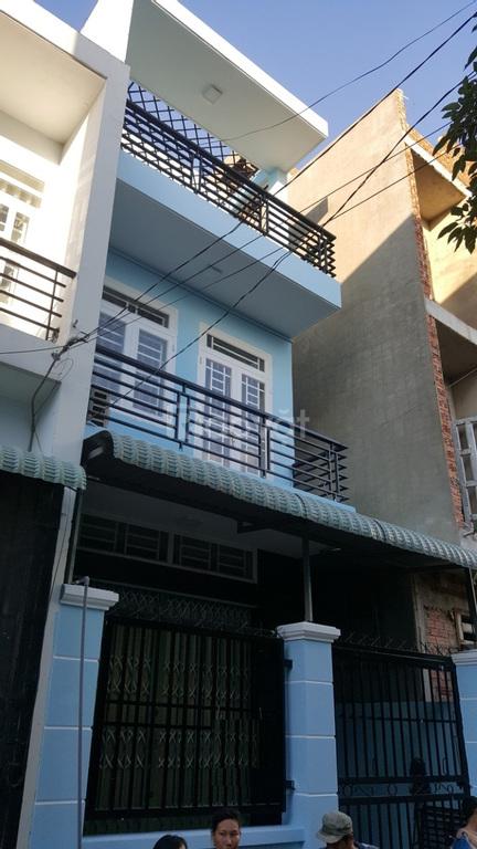 Cần bán nhà HXH Hoàng Hoa Thám, P7, Bình Thạnh, 5.5x25m