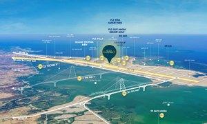 Ra phân khu trung tâm dự án Kỳ Co Gateway Bình Định