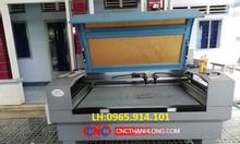 Máy laser 1390, 1610 cắt vải, hướng dẫn cắt vải bằng máy laser 1390