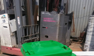 Thùng rác phân loại rác nhựa HDPE 240l