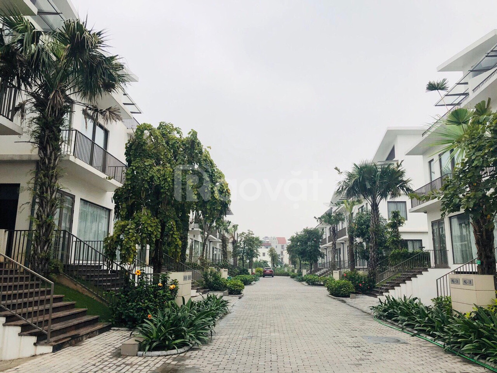 Bán lại suất ngoại giao biệt thự Khai Sơn hill 280m2