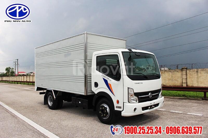 Bán xe tải Vinamotor Cabstar ns200 đồng vàng