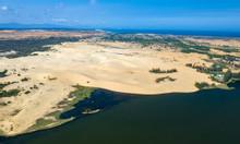 Bán gấp 7810m2 đất trồng cây lâu năm Phan Rí thành view biển đẹp