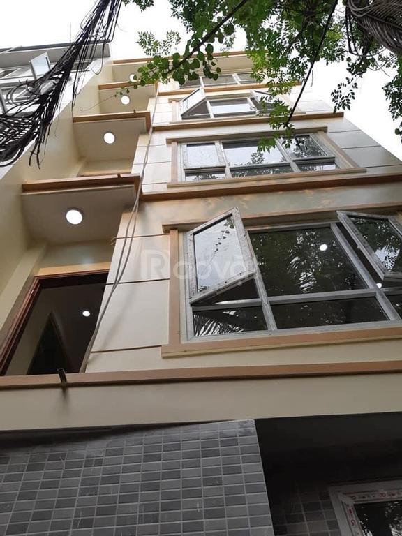 Bán nhà ngõ 77 Xuân La, Tây Hồ 55m2 4 tầng ngõ thông, rộng, gần Hồ Tây