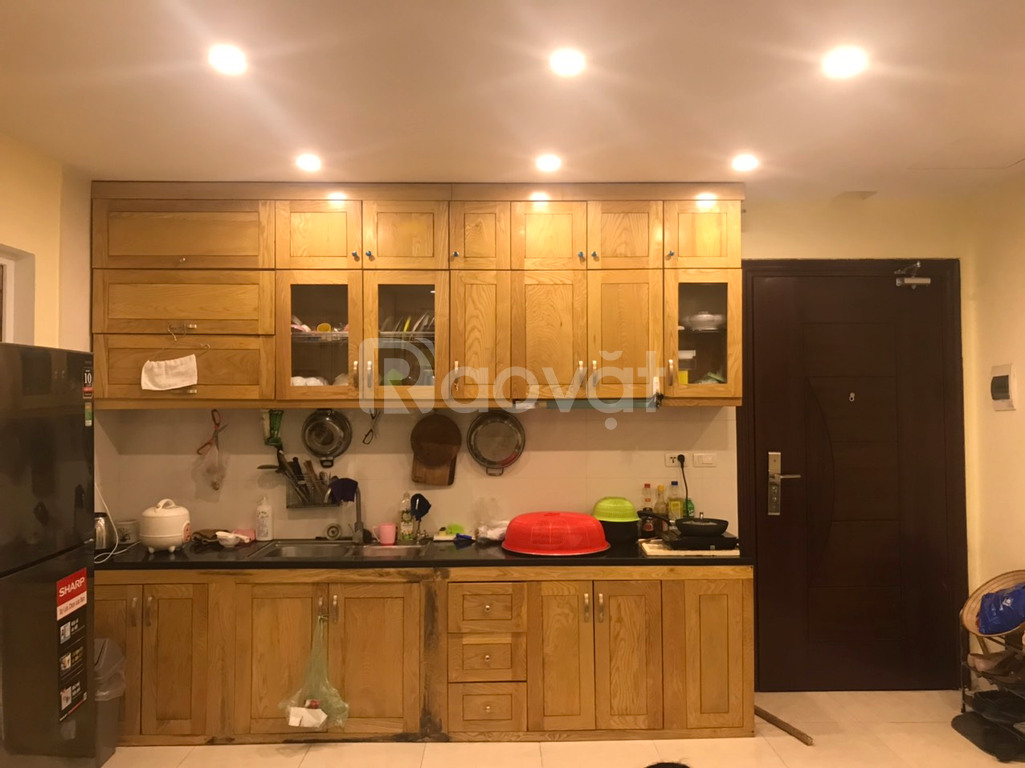 Bán gấp căn hộ 42m2 chung cư Nghĩa Đô, 2PN, sổ đỏ chính chủ
