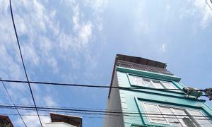 Nhà 60 m2 4 tầng Bồ Đề, số 17, ngõ 266/5 Nguyễn Văn Cừ
