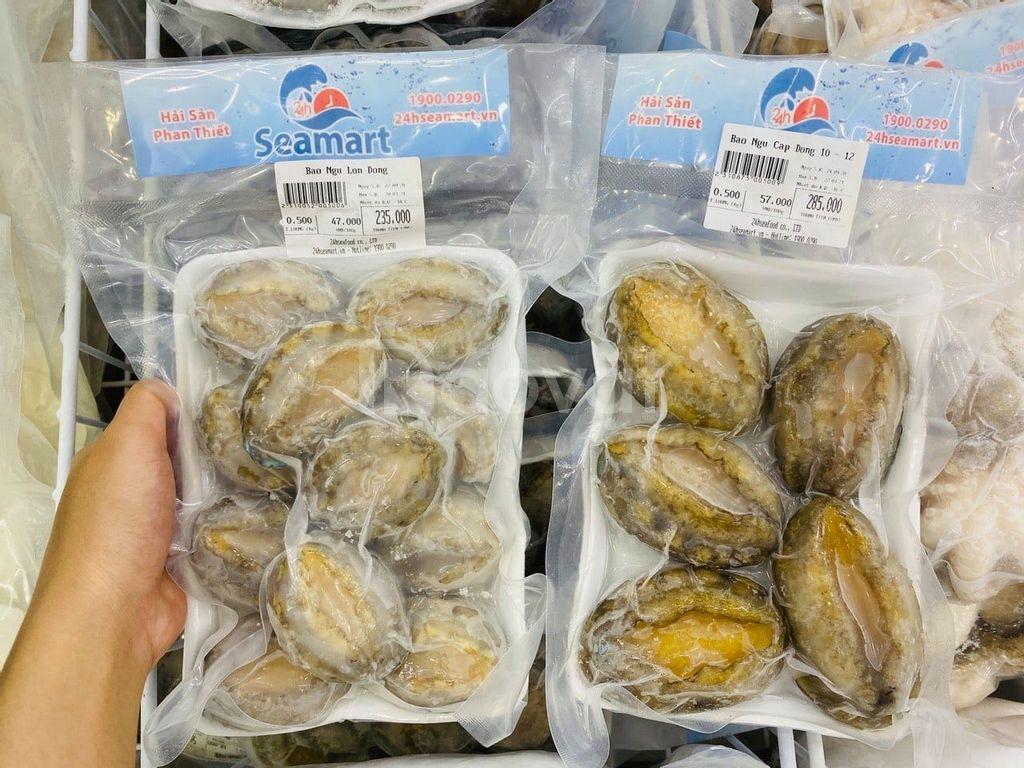 Sò điệp Nhật đông lạnh 500g (4 - 5 con)
