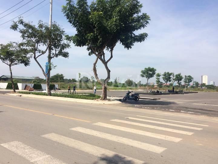 Bán nhà mặt tiền Dương Thị Mười, phường Hiệp Thành, quận 12