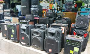 Cho thuê loa kéo giá rẻ, giao hàng miễn phí các quận huyện TPHCM