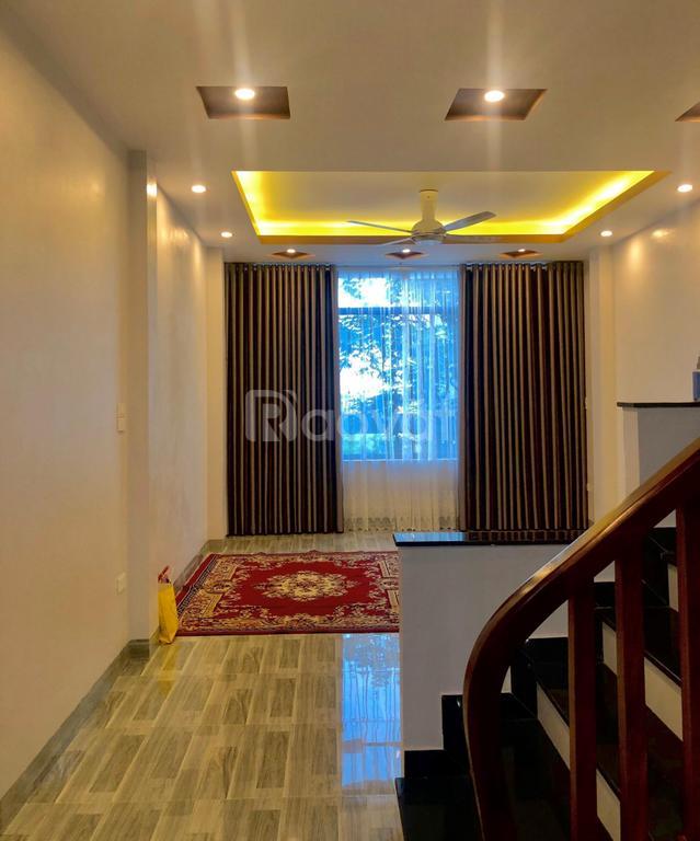 CC bán nhà liền kề khu đất dịch vụ Hàng Bè, Mậu Lương, 55m2x5T