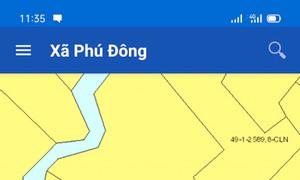 Bán đất trồng cây lâu năm, mặt sông Phú Đông, Nhơn Trạch, Đồng Nai