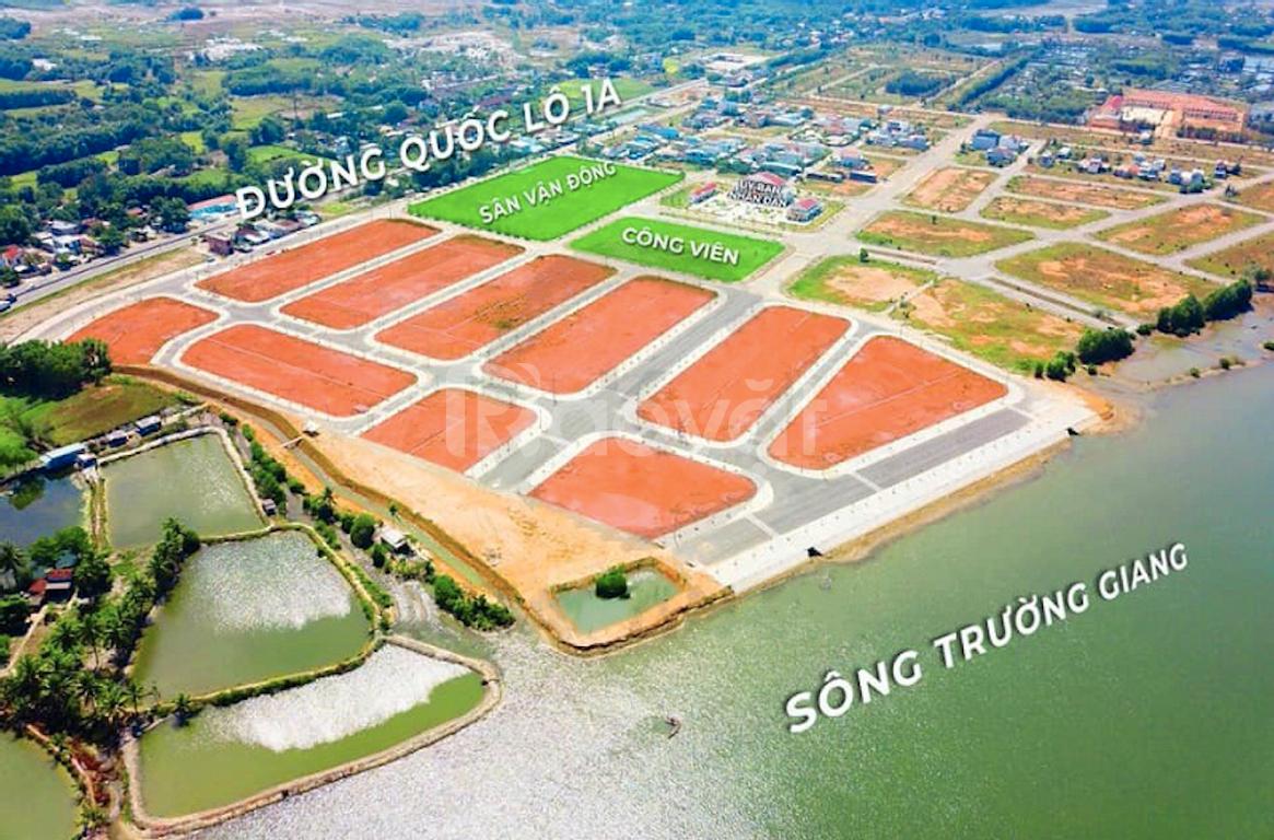 Bán 5 suất ngoại giao dự án Chu Lai Riverside giá rẻ hơn thị trường