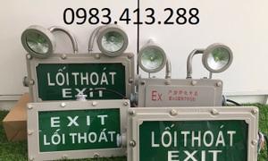Đèn Exit sự cố chống nổ