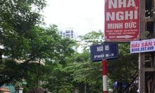 Cho thuê đỉnh cao, ôtô vào sát cửa, phố Chùa Quỳnh, 58m2, 4 tầng